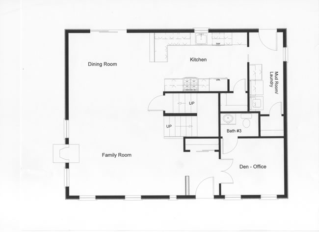 open space floor plans 4 bedroom floor plans monmouth county county new 21141