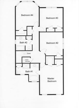 6 bedroom floor plans monmouth county ocean county new for 6 bedroom modular home floor plans