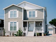 2 story narrow lot floor plans monmouth county ocean for Modular home plans nj